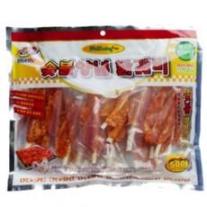 써니 숯불양념 칼슘닭갈비 홀 500g