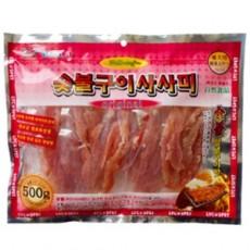 써니 숯불구이 사사미 500g
