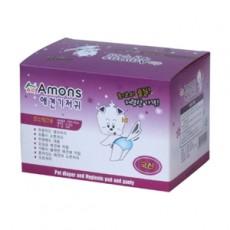 아몬스 애견기저귀 초소형 10매