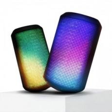 뮤스트 레인보우 LED 블루투스 스피커