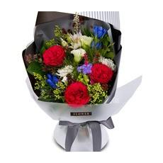 꽃다발 [b626]