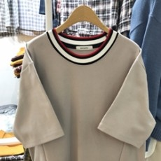 요꼬 시보리 티셔츠