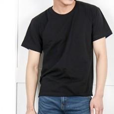 [빅사이즈]남자라운드반팔면티셔츠