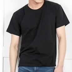 남자기본라운드반팔면티셔츠