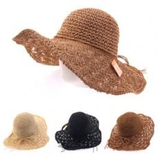 벙거지모자N8536 버킷햇 여름챙모자 패션모자