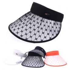 패션썬캡S8505 모자 썬바이저 여름캡모자