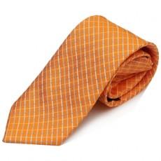 오렌지 주시 넥타이