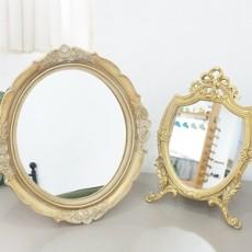 르네상스 벽걸이 겸용 탁상거울