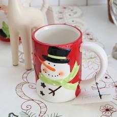 산타 머그 (산타 / 눈사람)