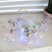 백열등 줄 LED 10구