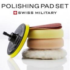 [스위스 밀리터리] 다용도 광택패드 세트 (4P) PPS-2