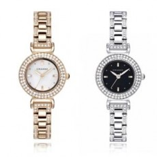 CRANNE 끄란느 여성손목시계 C8WB-001 (화이트,로즈)