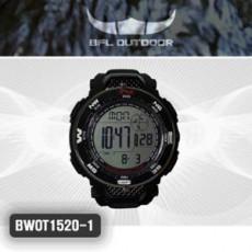 BFL 레저 아파치 전자시계 BWOT1520-2