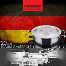 [독일 햄튼] 트라움 냄비 20cm(전골) TRAUM-20C
