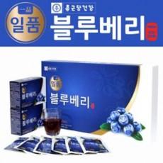 [종근당 건강]일품 블루베리70ml 30포