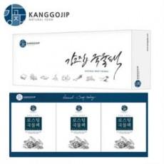 국물팩2호/로스팅 국물팩 (15g x 10봉) x 3box