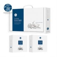 국물팩4호/로스팅 국물팩 (15g x 5봉) x 2box