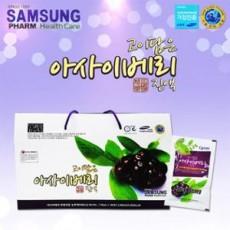 삼성 아사이베리진액 70㎖ X 30포