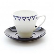 [에라토] 몬타나 커피잔, 받침 4P