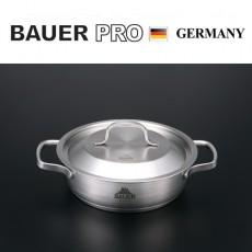 독일명품 바우어 프로3중바닥 스텐냄비 20cm전골