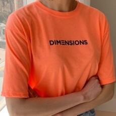 피아제 영문프린팅 티셔츠