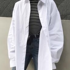 리안 오버핏 셔츠