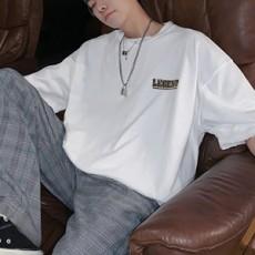 빅로고 남자 티셔츠 TP48639