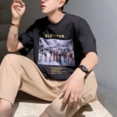 영피플 남성 티셔츠 TP36542
