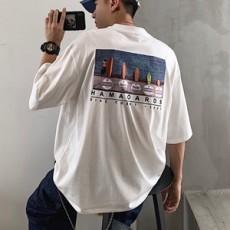 남성 비치 3컬러 티셔츠 TP35646