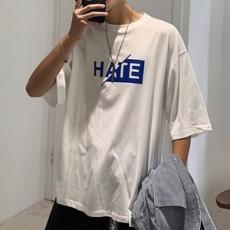 남성 HATE 티셔츠 TP04454