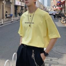 남성 레터링 티셔츠 TP30462